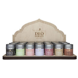 The Ohm Collection Deo Dorants - jauhemaiset deodorantit