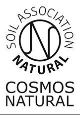 Luonnonkosmetiikkasertifikaatti - Soil Association Cosmos Natural