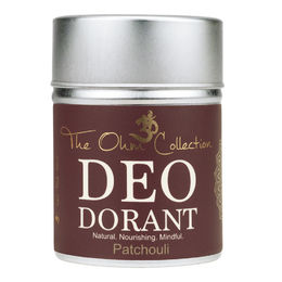 The Ohm Collection - Deodorantti Patchouli