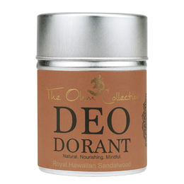 The Ohm Collection - Deodorantti Royal Sandalwood