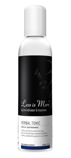 Less is More Herbal Tonic - hiusvesi 150 ml