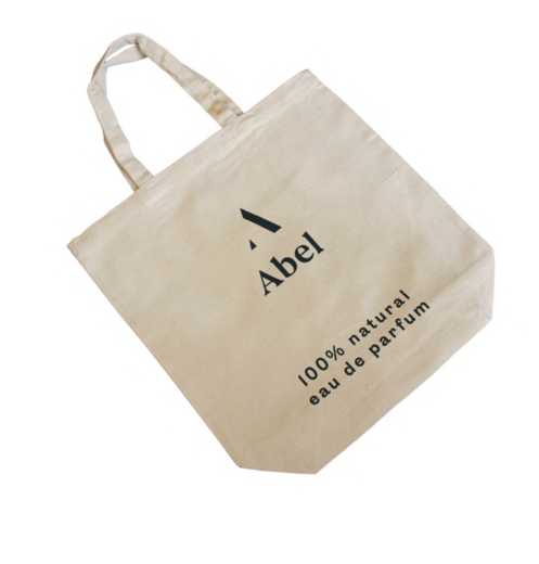ABEL VITA ODOR-  CANVAS TOTE BAG - KESTOKASSI 1KPL