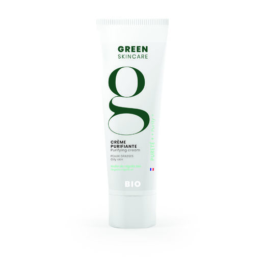 GREEN SKINCARE PURITY+ PURIFYING CREAM - PUHDISTAVA KASVOVOIDE 50 ML (ENT. L´ATELIER DES DÉLICES)