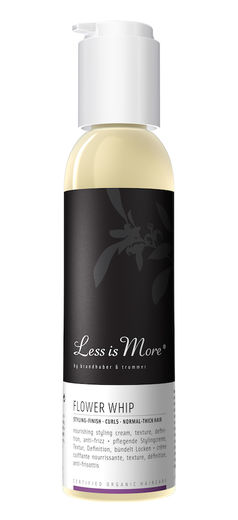 Less is More Flower Whip - Muotoiluvoide 150 ml