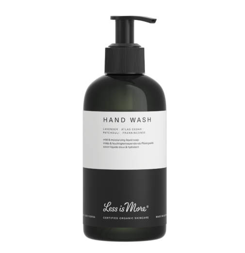 LESS IS MORE  HAND WASH - KÄSISAIPPUA 250ML