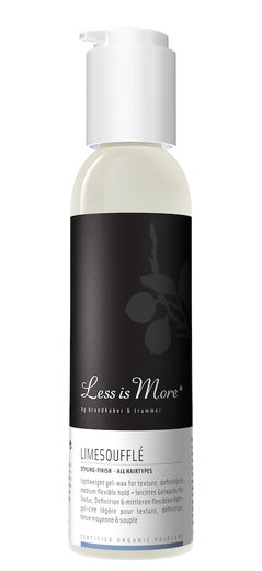 Less is More Limesouffle - geelivaha 150 ml