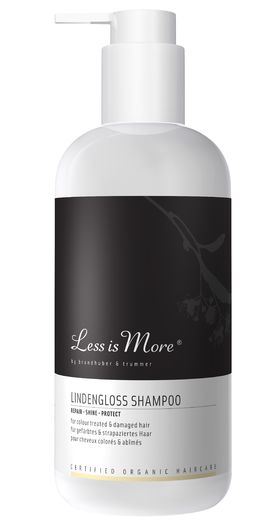 New! LESS IS MORE LINDENGLOSS - KORJAAVA LUOMUSHAMPOO 500 ML