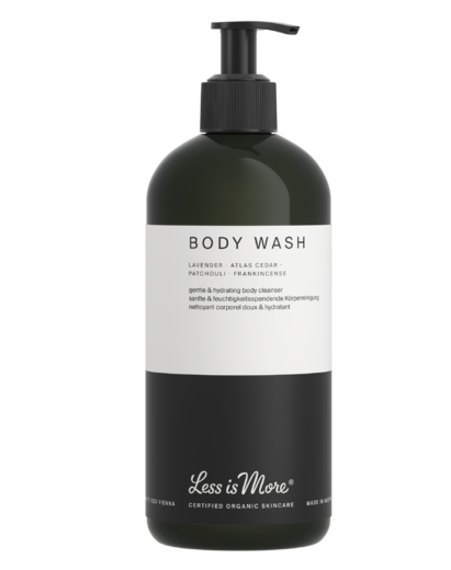 LESS IS MORE  BODY WASH - SUIHKUGEELI 500ML
