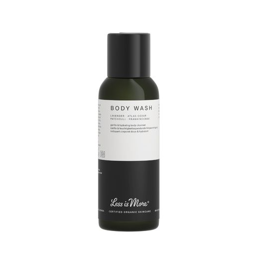 LESS IS MORE  BODY WASH - SUIHKUGEELI MATKAKOKO 50ML
