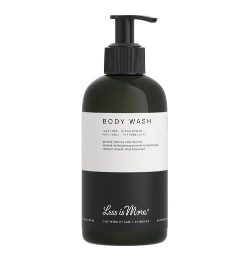 LESS IS MORE  BODY WASH - SUIHKUGEELI 250ML