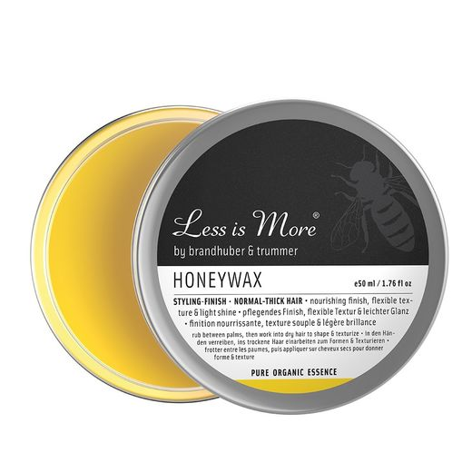 Less is more Honeywax - Hunajavaha 50 ml