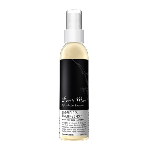 Less is More Lindengloss Finishing Spray - Suojaava kiiltosuihke  150 ml