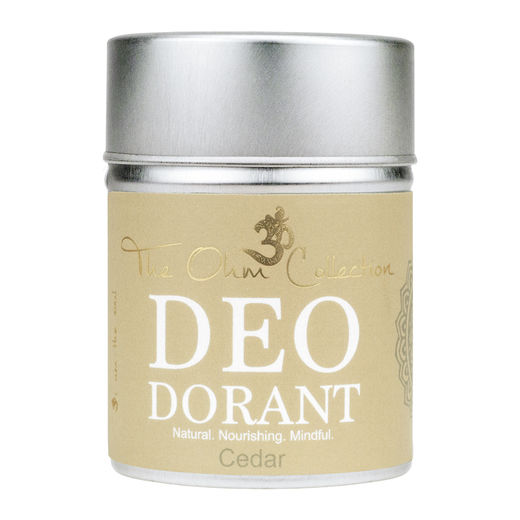The Ohm Collection - Deodorantti Cedar