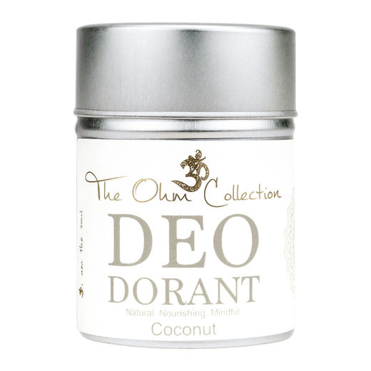 The Ohm Collection - Deodorantti Coconut