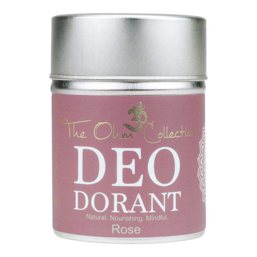 The Ohm Collection - Deodorantti Rose