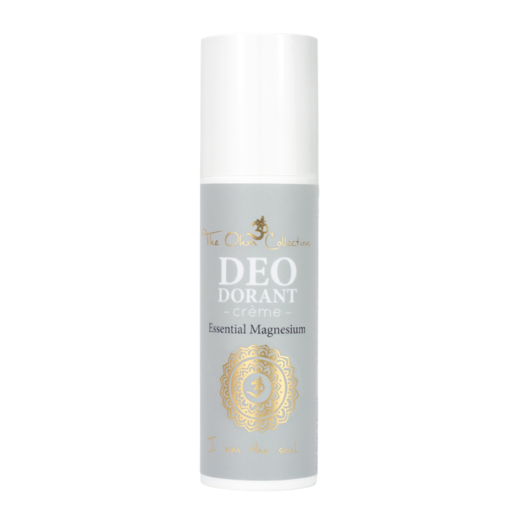 THE OHM COLLECTION DEO DORANT CREME - VOIDEMAINEN DEODORANTTI ESSENTIAL MAGNESIUM 50ML