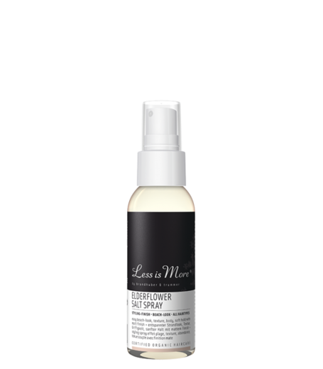 Less is More Elderflower Salt Spray - suolasuihke matkakoko 50 ml
