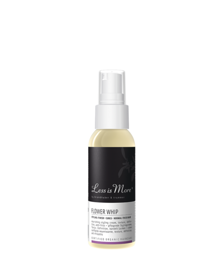 Less is More Flower Whip - Muotoiluvoide matkakoko 50 ml