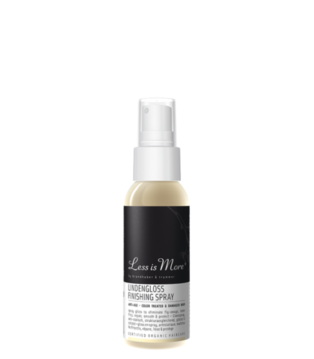 Less is More Lindengloss Finishing Spray - Suojaava kiiltosuihke matkakoko 50 ml