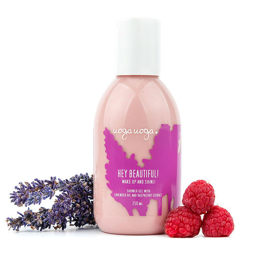 "Uoga Uoga ""Hey Beautiful"" - suihkugeeli 250 ml"