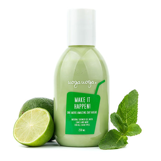 "Uoga Uoga ""make it happen"" - suihkugeeli 250 ml"